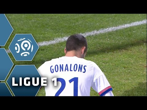 But Maxime GONALONS (8' csc) / Olympique Lyonnais - Montpellier Hérault SC (2-4) -  / 2015-16