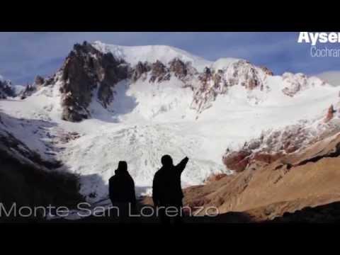 COCHRANE. Provincia de Los Glaciares. región de Aysén, Chile