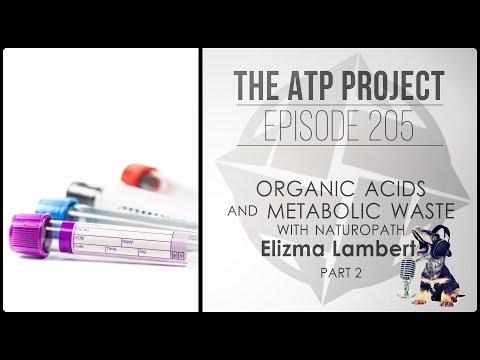 Episode 205 - Organic Acids and Metabolic Waste with Elizma Lambert