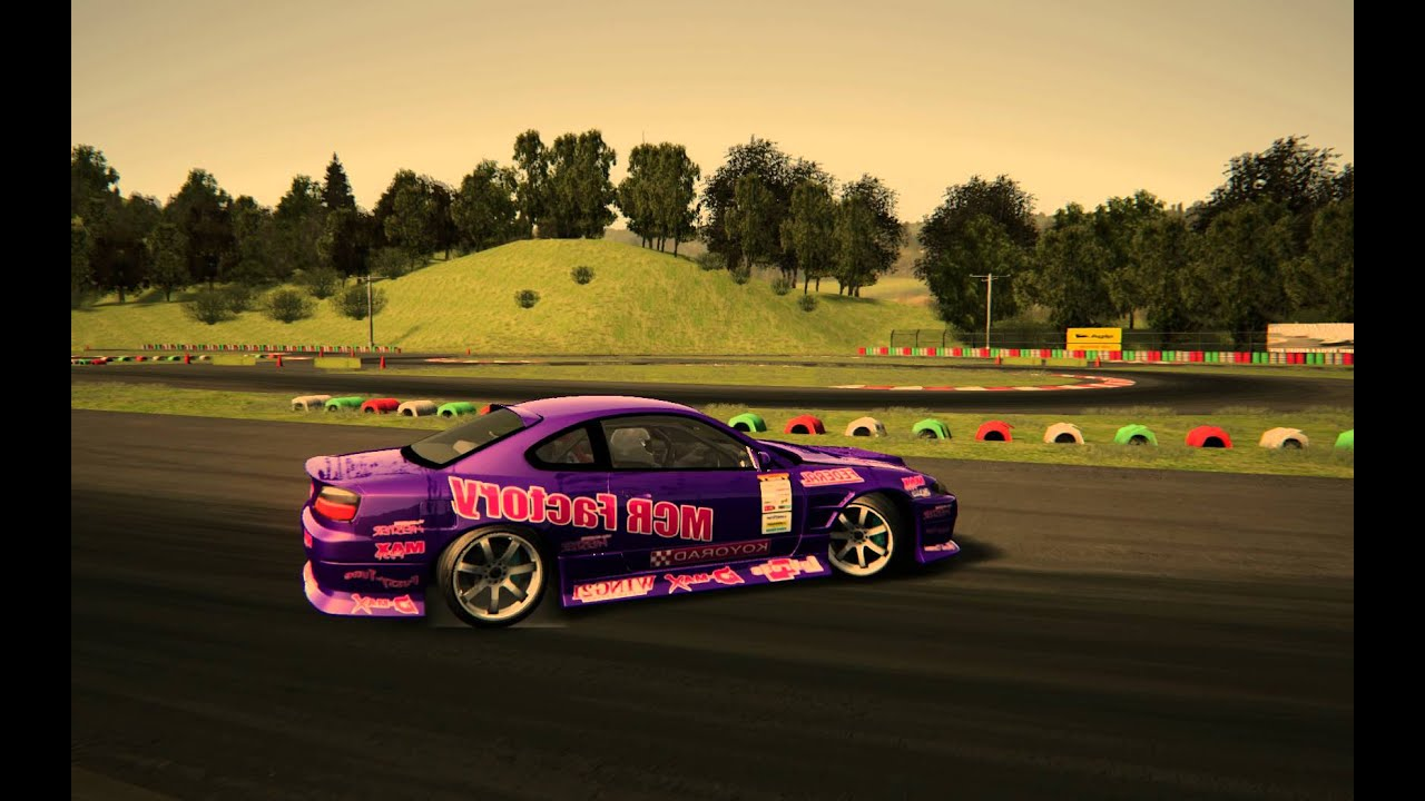Assetto Corsa Drift Assetto Corsa Drift Sessions 1 Nissan Silvia S15