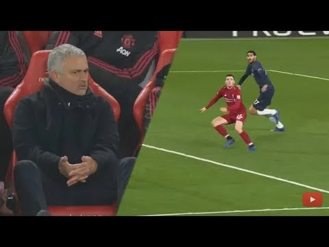 Robertson Leaves Mourinho Stunned!