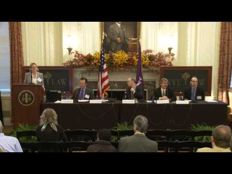 Internal Revenue Code at 100: Introduction and Business Tax Panel