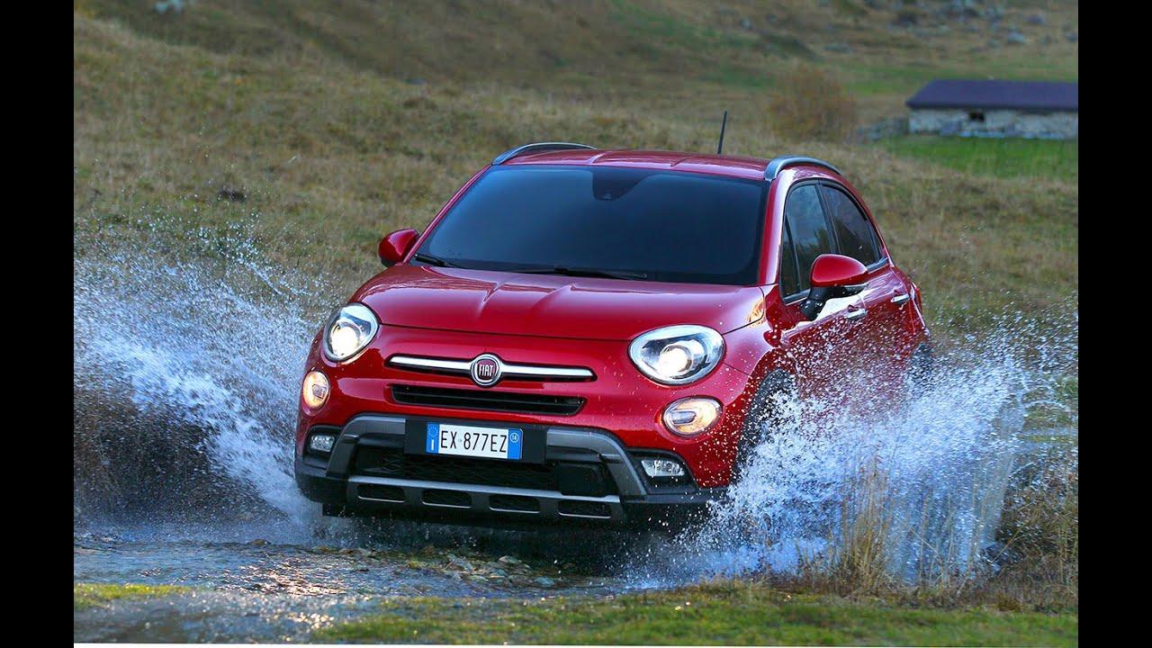 Fiat 500X Crossover >> Fiat 500x Nuovo Crossover Compatto Famiglia 500