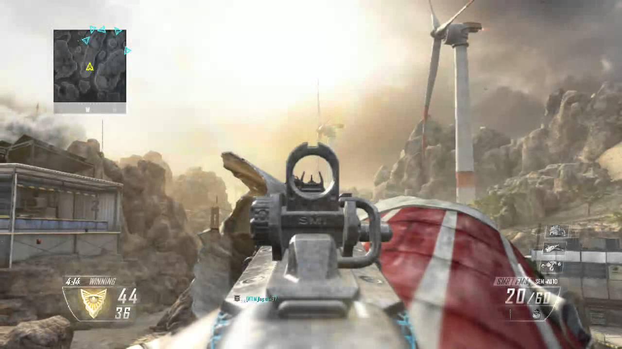 Call Of Duty Bo2 ll Team Deathmatch ll Crazy Kills OMFG ll ...