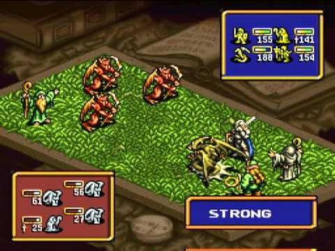 Let's Play Ogre Battle - 13 - Getting Some Ultimate Units