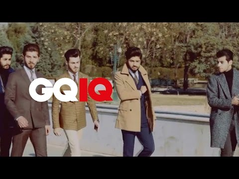 GQ IQ: Iraqi Kurdistan's Well-Dressed Men Have A Mission To Spread Peace