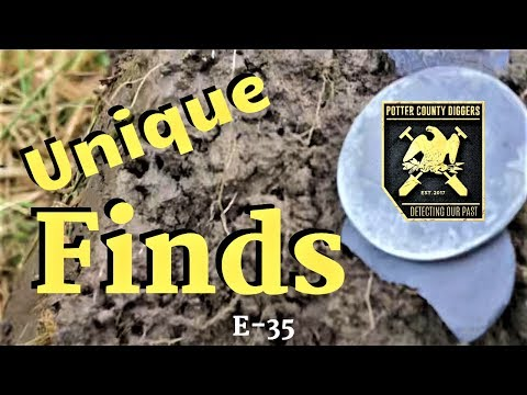 unique-finds!-metal-detecting-1920s-home-site!-potter-county-diggers..