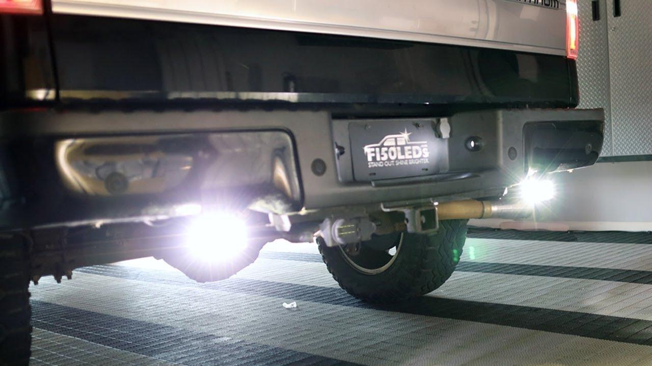 how to install 2009-14 f150 spartan series rear led reverse light bars  f150leds com