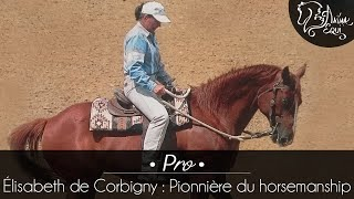 """""""Manuel d'équitation éthologique"""" Elisabeth de Corbigny vidéo"""