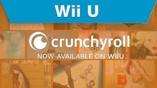 Wii U - Crunchyroll Comes to Wii U thumbnail