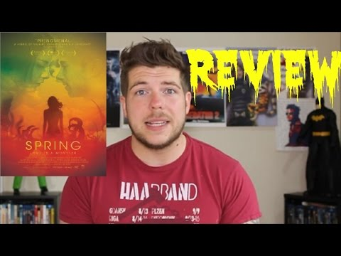 "Spring Movie Review (Horror Movie ""Spring"")"