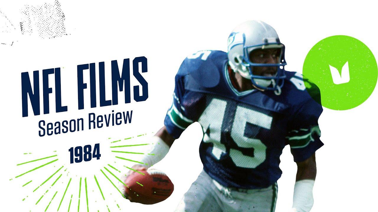 NFL Films Seahawks Season Review: 1984