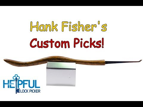 HeLP'S Custom Lock Pick Reviews!