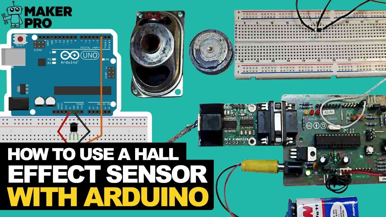 How to Use a Hall Effect Sensor With Arduino | Arduino