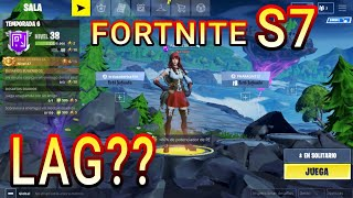 🔴Como se ve fortnite en el Samsung galaxy S7?