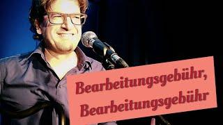 Nils Heinrich – Bearbeitungsgebühr, Bearbeitungsgebühr