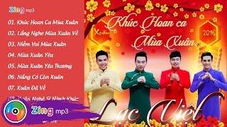 Khúc Hoan Ca Mùa Xuân - Lạc Việt (Album)