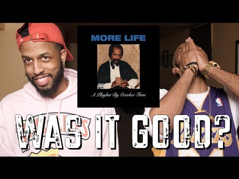 "DRAKE ""MORE LIFE"" REVIEW AND REACTION #MALLORY BROS 4K"