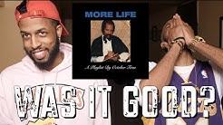 "DRAKE ""MORE LIFE"" REVIEW AND REACTION #MALLORY BROS 4K"