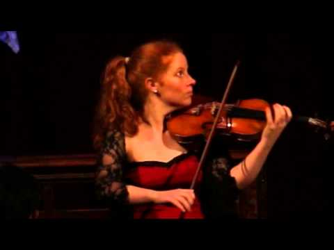 Éléonore Darmon plays Bach Ciaccona LIVE