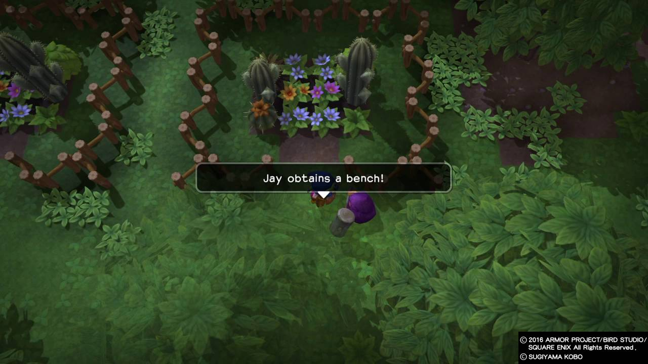 Dragon Quest Builders Cantlin Hammerton Heights Finishing The Garden Youtube