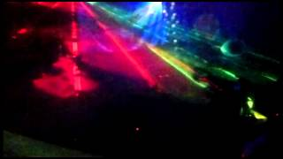 Iguazù play Trance-porter Live @ Paci Paciana