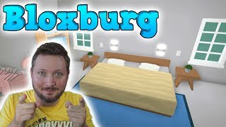 STARTING ON THE HOUSE! -ROBLOX Bloxburg English Ep 4