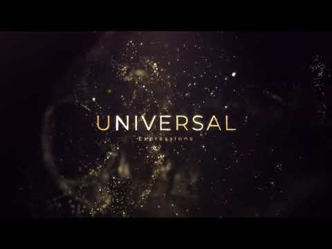 After Effects Template: Luxury Gold Titles