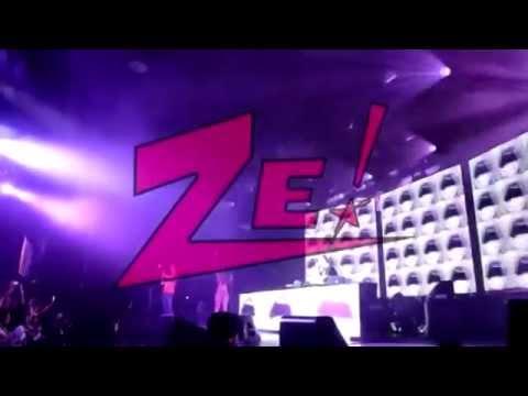 ZE REBELLE - Tour Showreel 2014