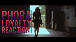 Phora - Loyalty [Official Music Video] Reaction & Review