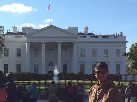 USA NASA Trip Experience 1 - from Washington DC to Monumental Sightseeing | Pavan K.S