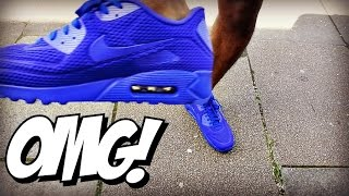 NIKE BREATHE PACK COLLECTION REVIEW | ROSHE | AIR MAX 90 | HUARACHE