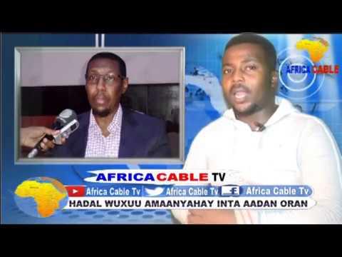 QODOBADA WARKA AFRICA CABLE TV BY SHAASHAA 10 4 17