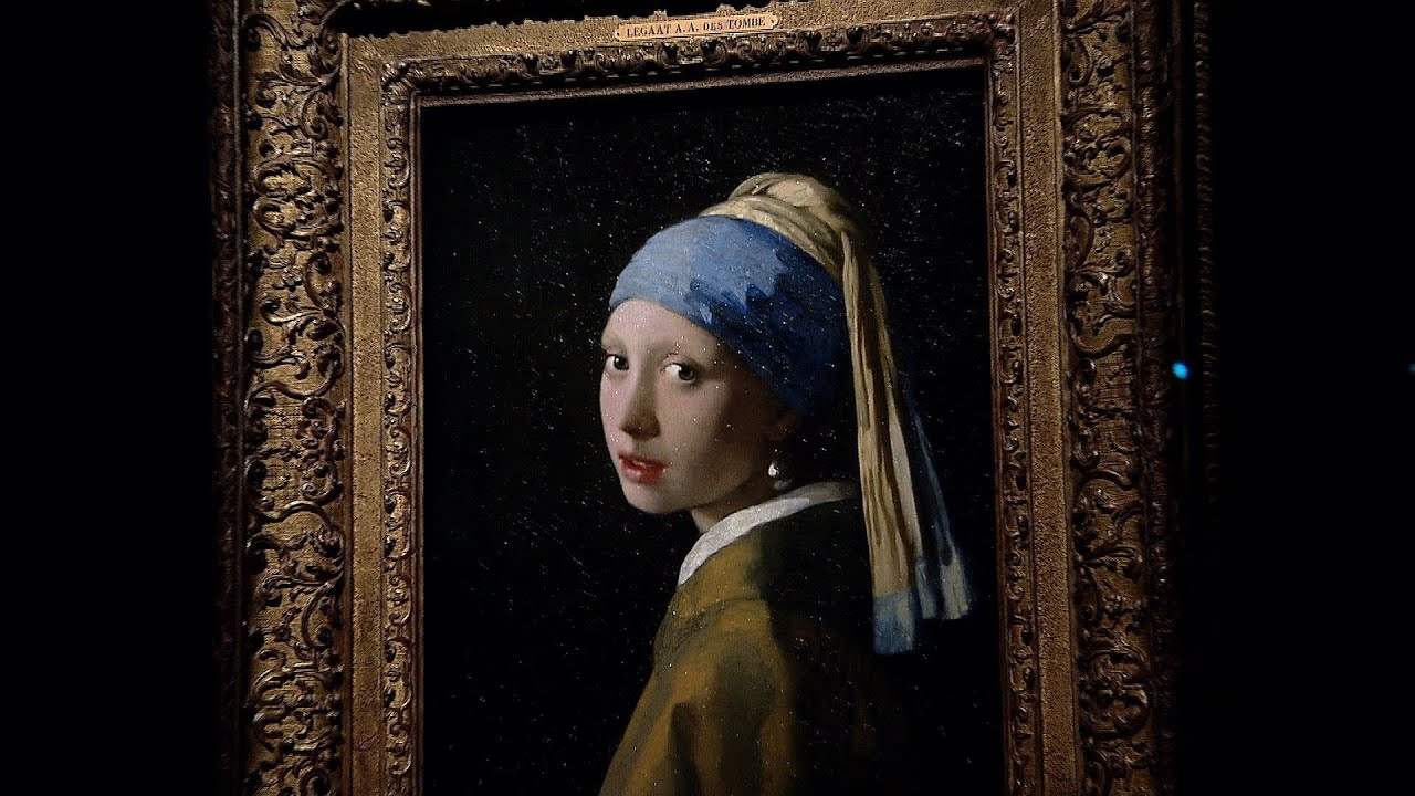 Girl With A Pearl Earring Behind The Scenes You