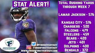 Lamar Jackson Has Nothing To Prove...Here's Why
