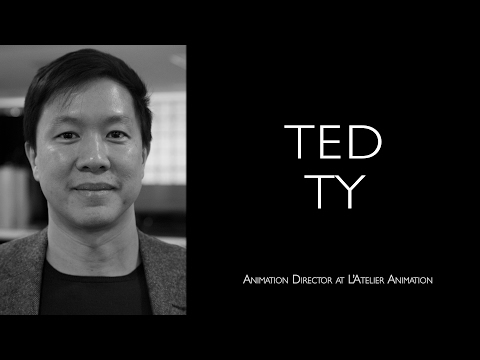 Interview with Ted Ty (Animation Director)
