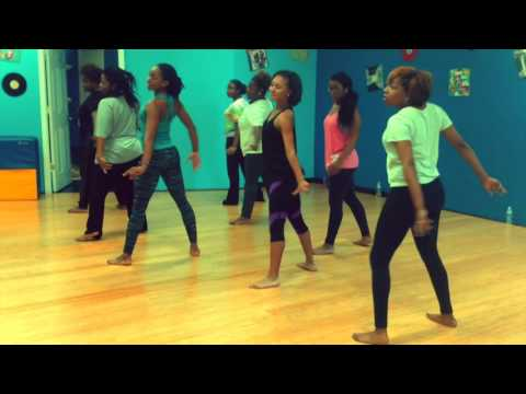 "Liturgical Dance ""I'll Just Say Yes"" - Studio Powers"