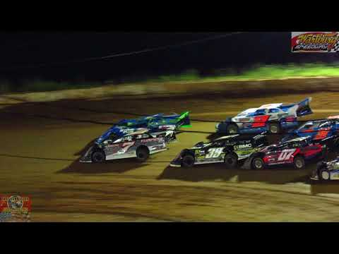 Late Model Feature @ Wartburg Speedway (9-3-17)