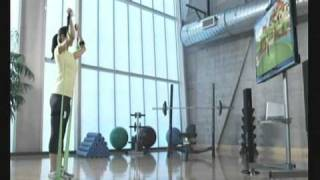 Wii Workouts - EA Sports Active 2 - In-Game Introductory Video