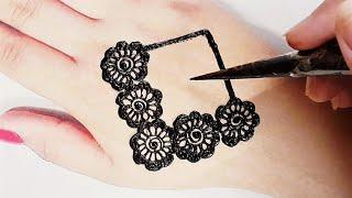 Most Stylish Mandala/Gol Tikka Mehndi Design - Mandala Mehndi Designs - Stylish Mehndi Designs