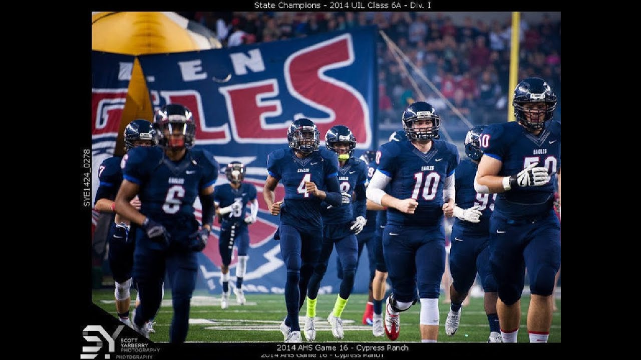 Allen Eagles Football 2014