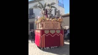La Borriquita, Manzanilla (Huelva) 2015