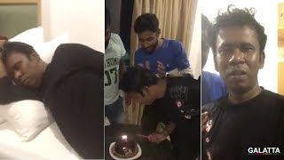 Unexpected Jolly Birthday Surprise For 'Ennama Ramar' By Friends
