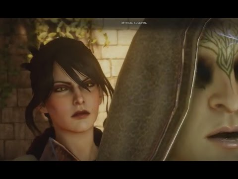 Dragon Age Inquisition ♥ ALL Major Outcomes ♥ Temple Of Mythal With Cute Morrigan!