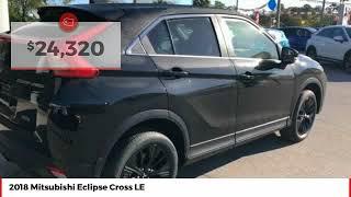 2018 Mitsubishi Eclipse Cross DeLand Daytona Orlando N9783