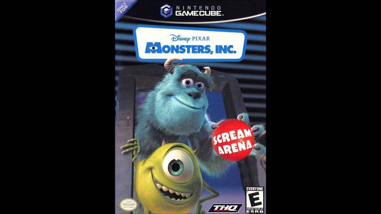 Monsters, Inc. Scream Arena Music