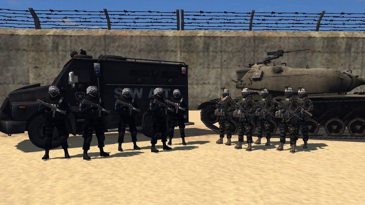 Men of war: assault squad 2 red rising gameplay
