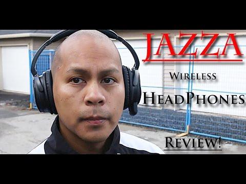 jazza-bluetooth/wireless-headphones-review!