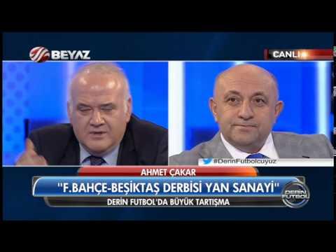 (..) Derin Futbol 16 Mart 2015 Part 2/4 - Beyaz TV