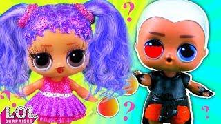 Марія в шоці! Що у Витчи з оком? Мультик про ляльки лол сюрприз LOL dolls